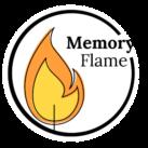 Memory Flame Logo